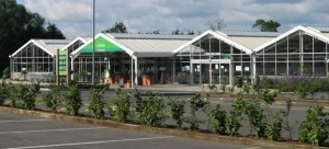 Cheddar Valley Garden Centre Construction