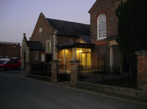 Thatcham United Reformed Church, Thatcham